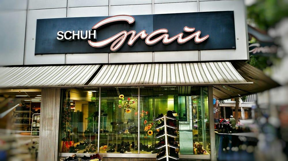 Schuh-Grau in Stuttgart