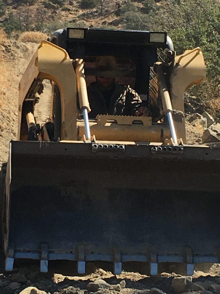 Adam's Tractor Works: Tehachapi, CA
