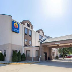 Photo Of Comfort Inn Suites Joplin Mo United States