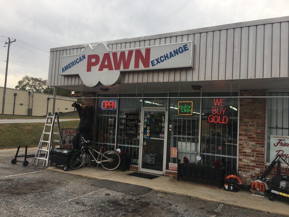 American Pawn Exchange: 11 W Lee Rd, Taylors, SC