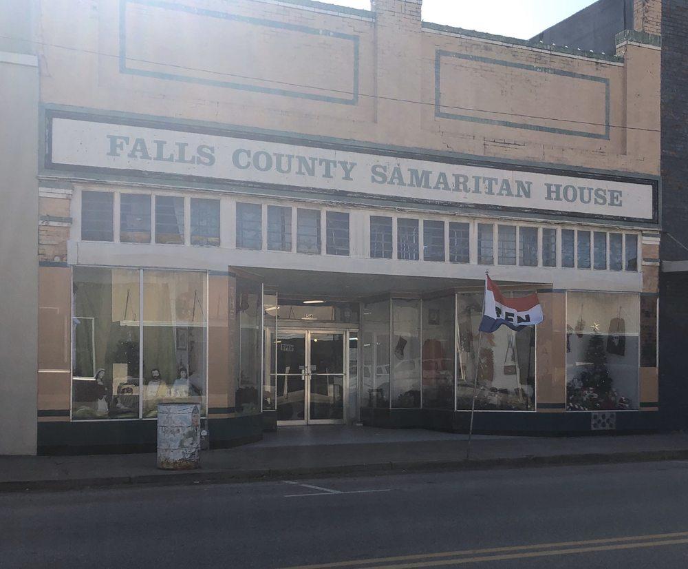 Falls County Samartian House: 154 Live Oak St, Marlin, TX