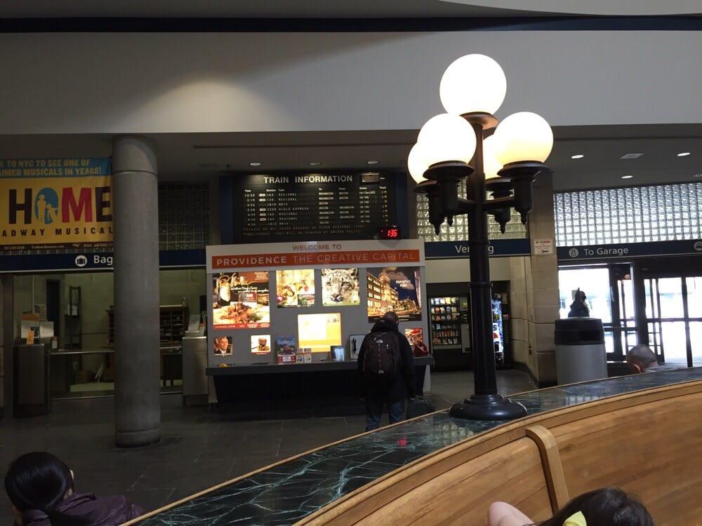 Restaurants Near Providence Train Station