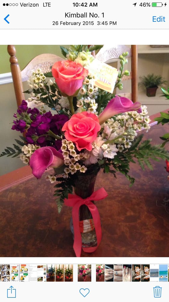Hometown Floral & Gifts: 212 S Chestnut, Kimball, NE