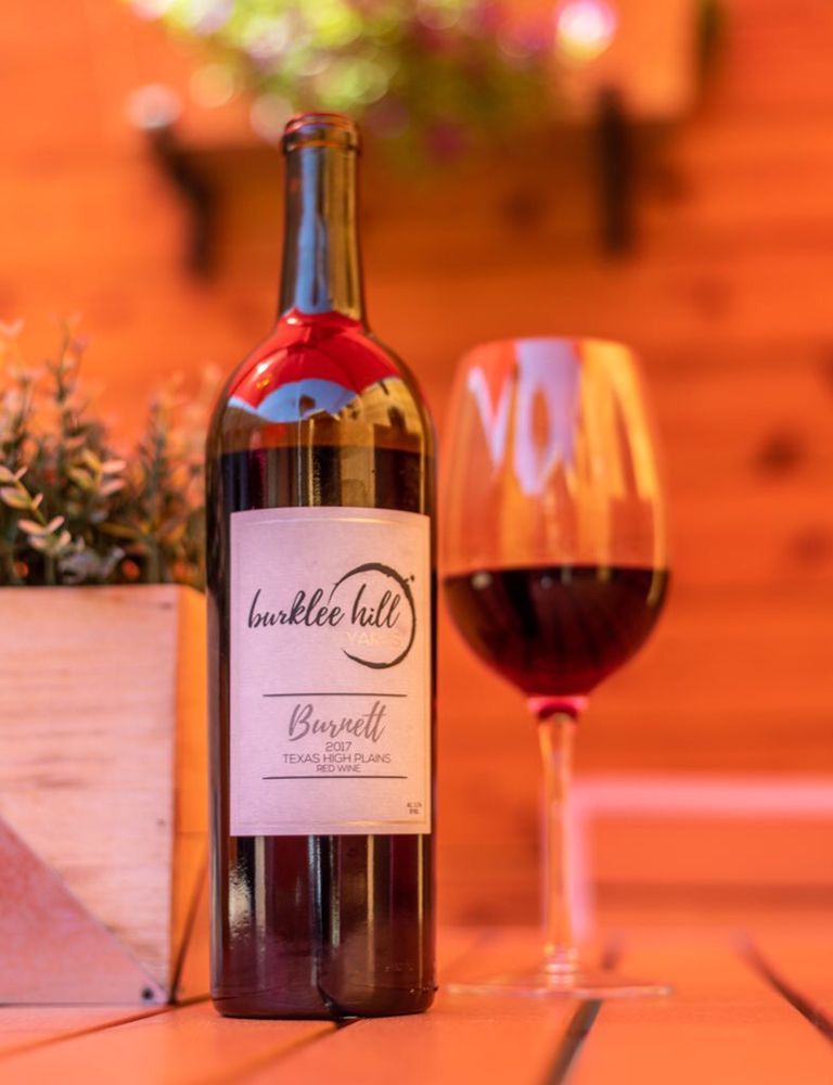 Burklee Hill Vineyards - Levelland: 618 Ave H, Levelland, TX