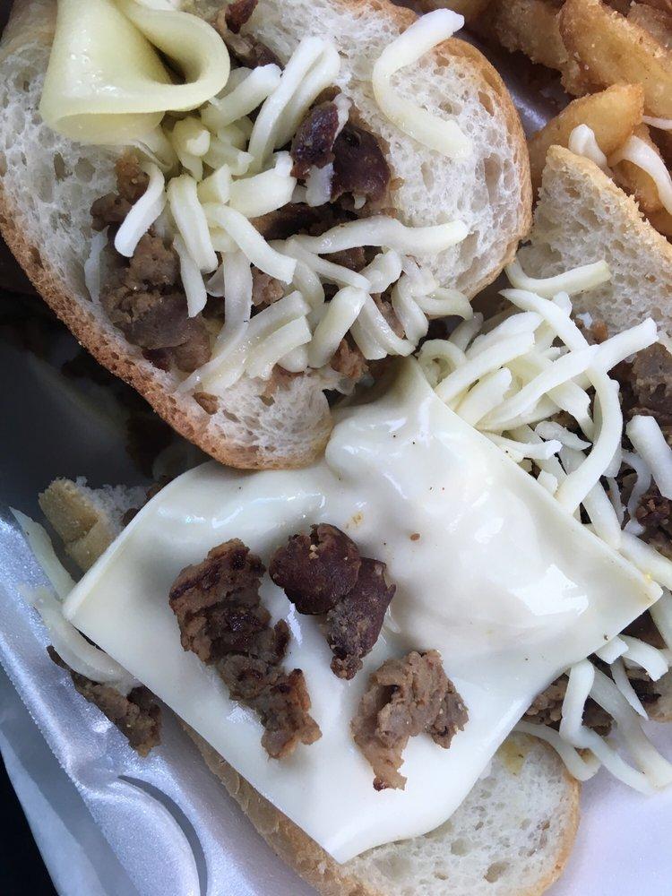 Tony's Philly Steaks & Shrimps: 1413 W127th St, Calumet Park, IL
