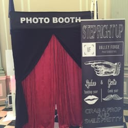 Valley Forge Photobooths   CLOSED   Photo Booth Rentals ...