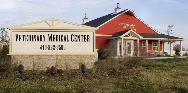 Veterinary Medical Center: 28966 Information Ln, Easton, MD