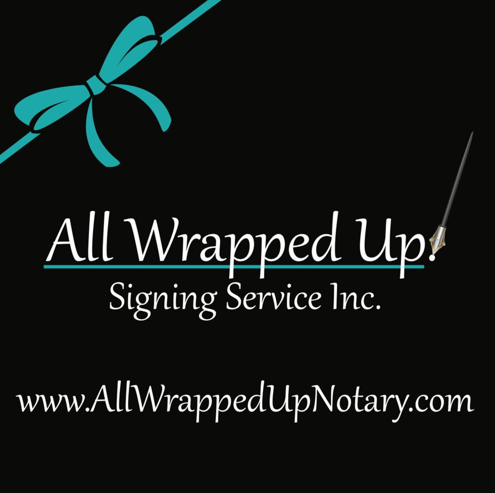 All Wrapped Up Signing Service