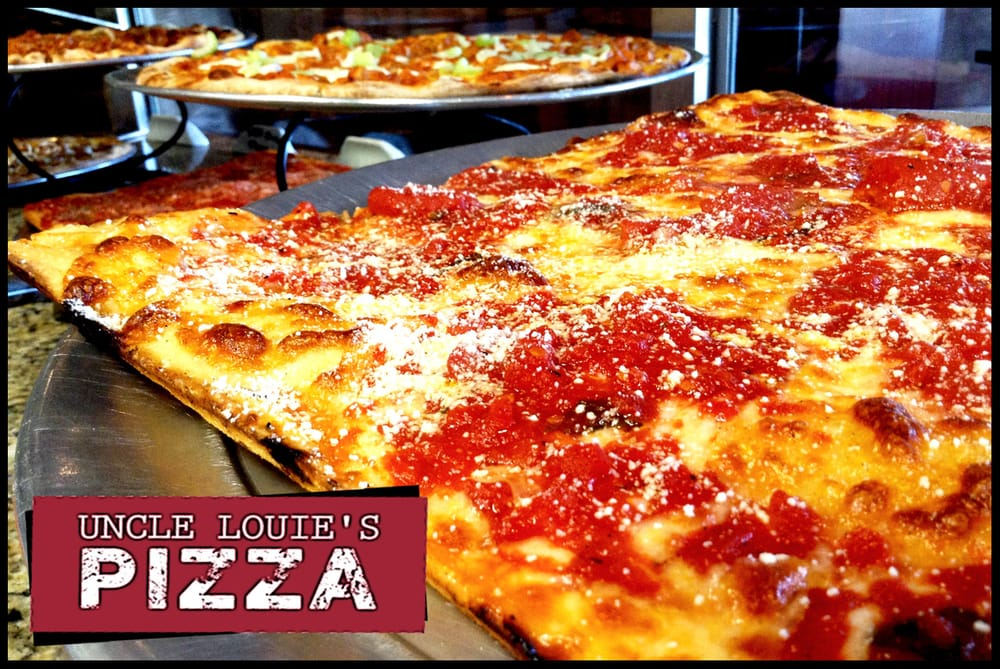 Uncle Louie's Pizza: 754 Franklin Ave, Franklin Lakes, NJ
