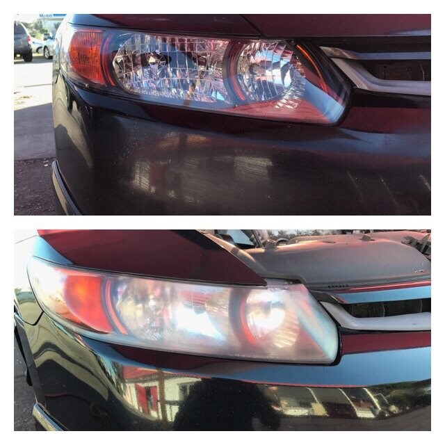 The Best Products And Quality (Headlights Restoration)