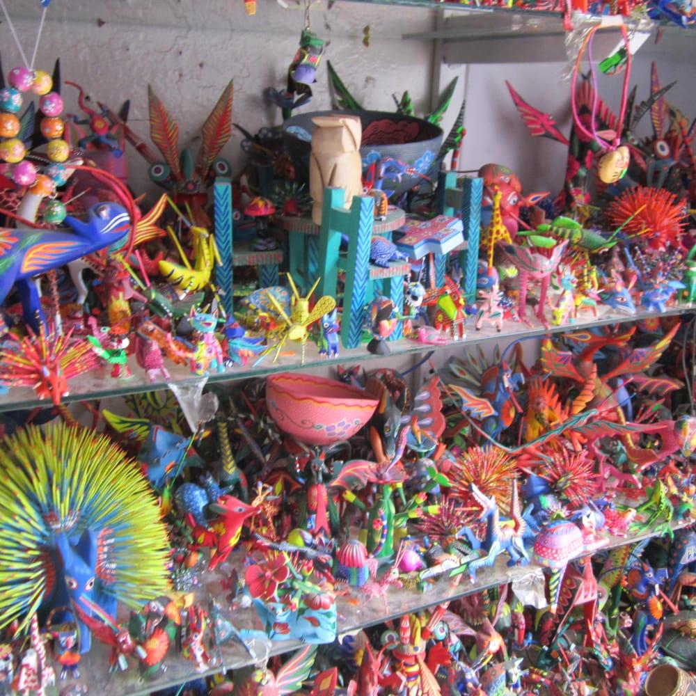 Artesan as oaxaca en guanajuato arts crafts for Oaxaca mexico arts and crafts