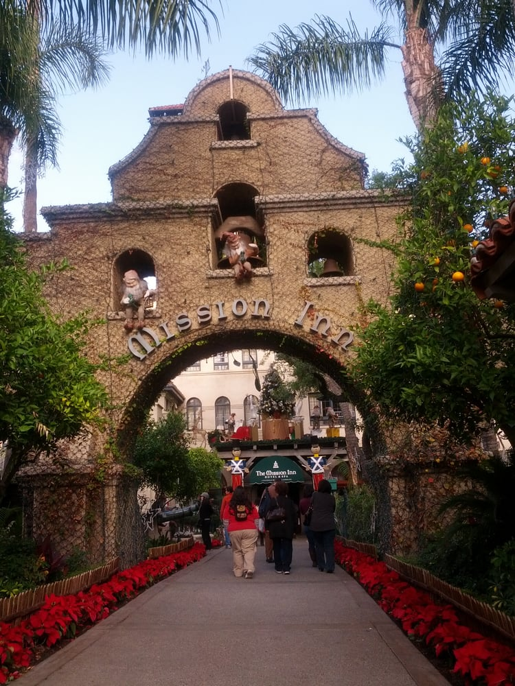 Photos For Mission Inn Bell Tower Yelp