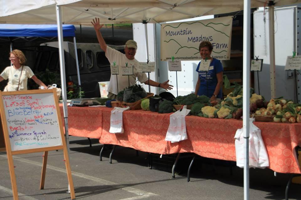 Lakeshore Farmers Market Knoxville Tn