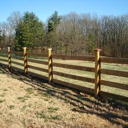 Photo Of Backyard Fences U0026 Decks   Evansville, IN, United States ...