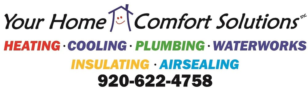 Your Home Comfort Solutions: 485 Main St, Wild Rose, WI