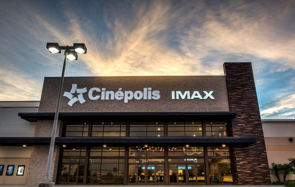 Cinépolis Luxury Cinemas: 5500 Grandview Pkwy, Davenport, FL