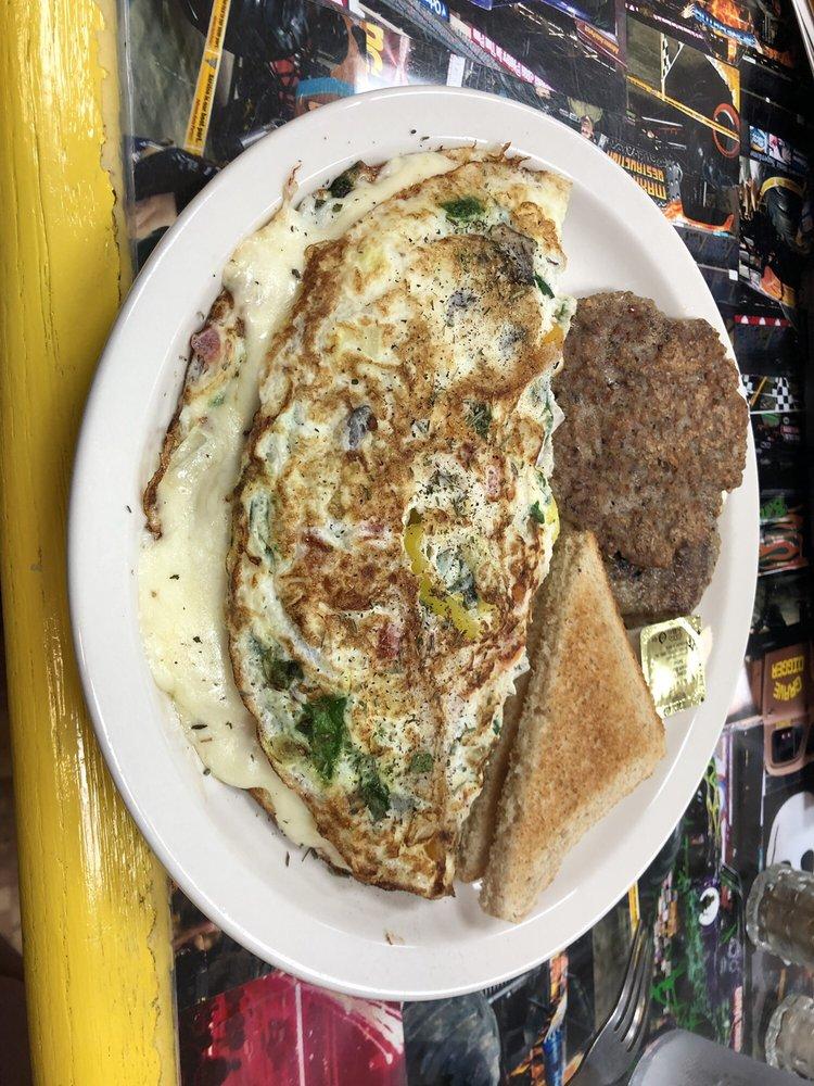 Food from Simple Joe Cafe