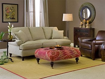 Photo Of Boston Interiors   Brookline, MA, United States. Cindy Sofa,  Pallenberg