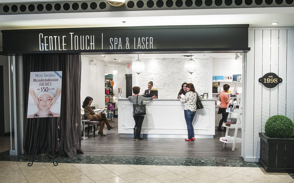 We love walk ins yelp for A gentle touch salon