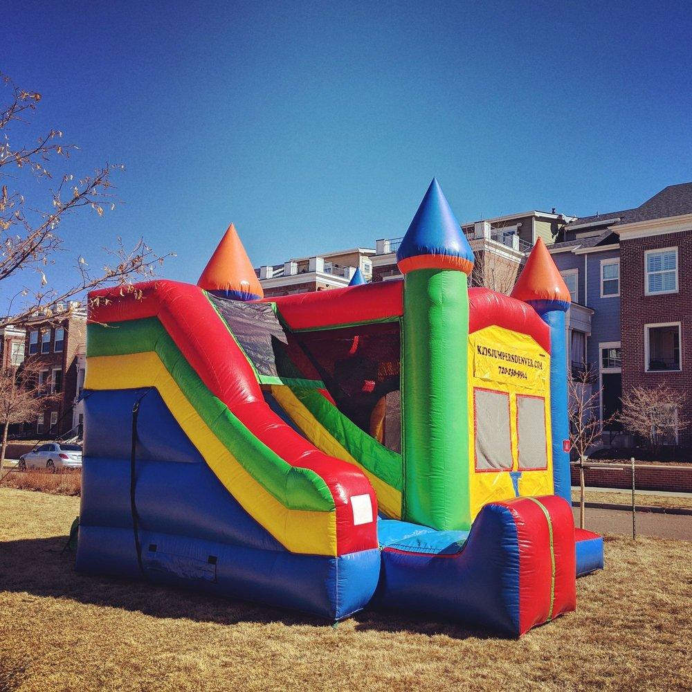 Kids Jumpers: 10555 Lowry Pl, Aurora, CO