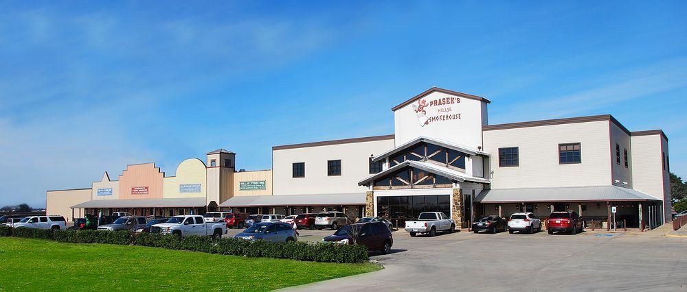 Prasek's Hillje Smokehouse: 29714 US 59 Hwy, El Campo, TX
