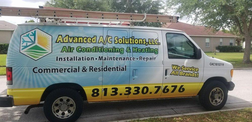 Advanced A/C Solutions: Riverview, FL