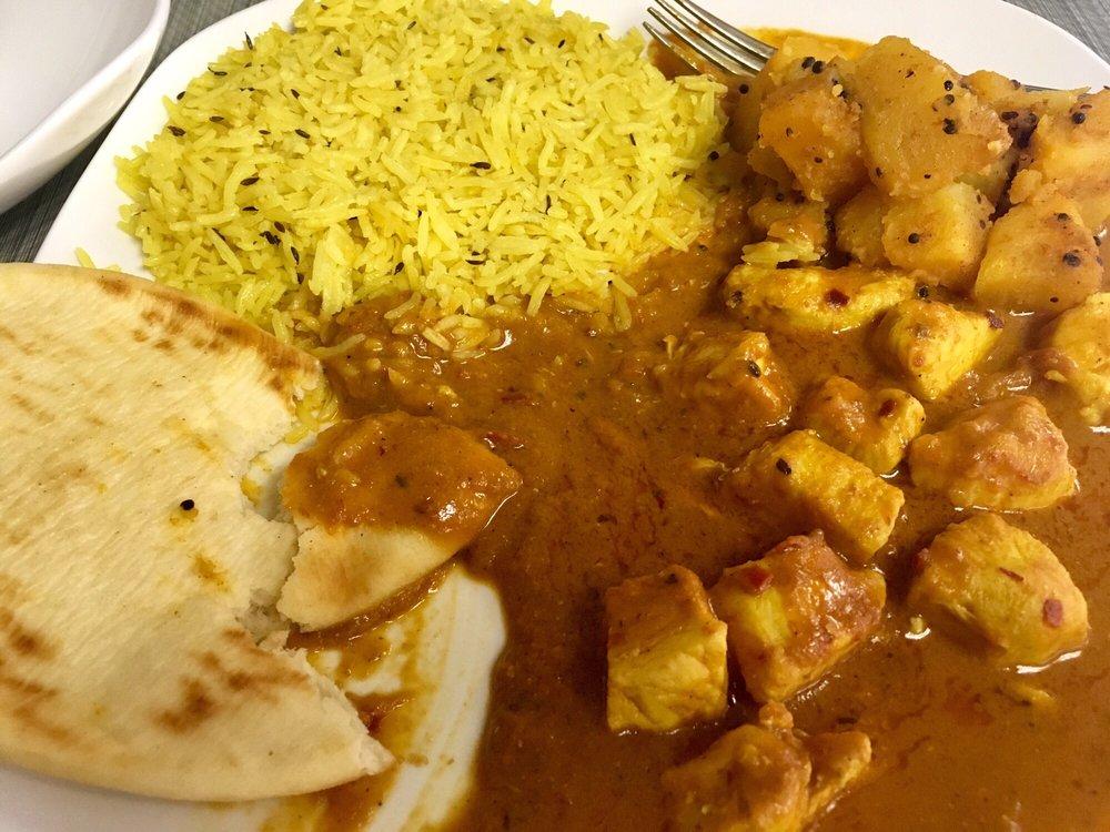 Mella Indian & American Cuisine: 2608 Williams Ave, Woodward, OK