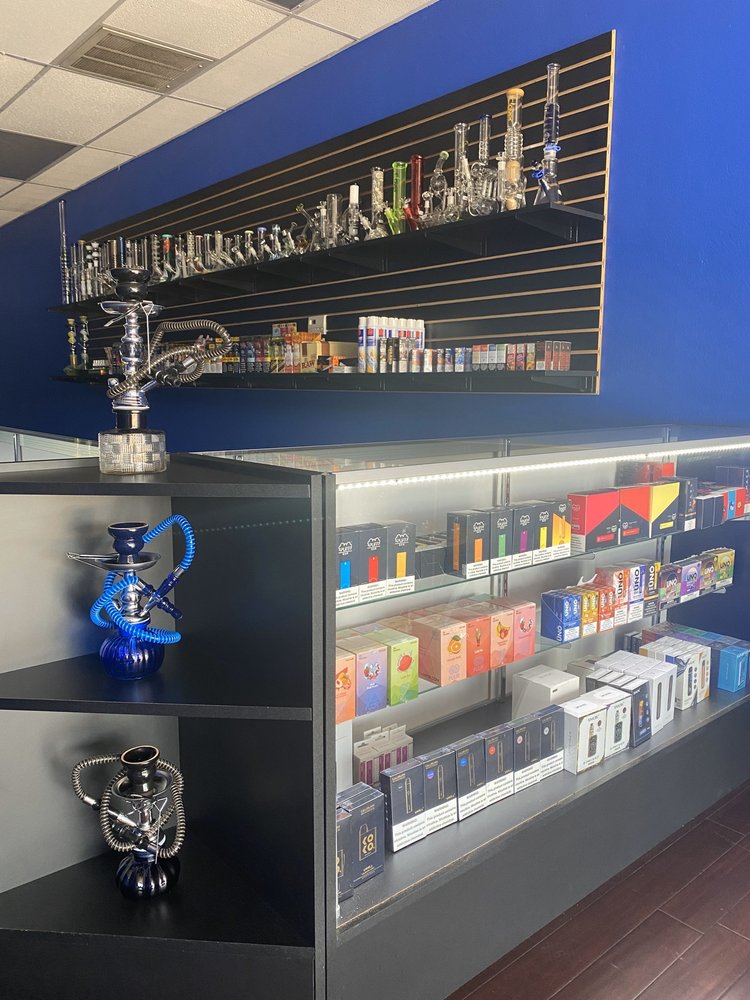 The 9th Cloud Smoke Shop: 3300 Western Center Blvd, Fort Worth, TX