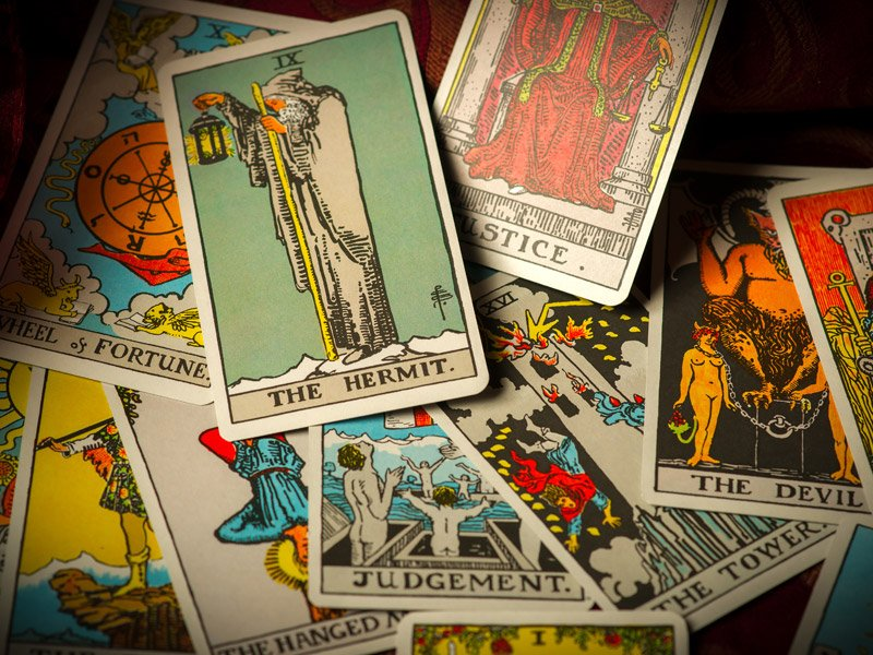 Social Spots from Kathy's Psychic Tarot Readings