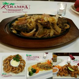 karamba cafe menu