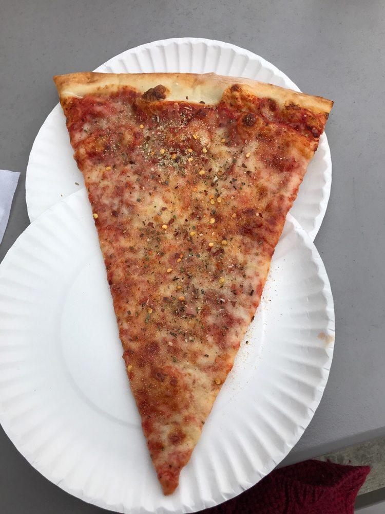 Nick's Pizza & Ice Cream: 405 Bedford Rd, Armonk, NY