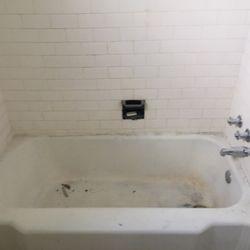 Photo Of Eco Bathtub Tile Restoration Alexandria Va United States Before