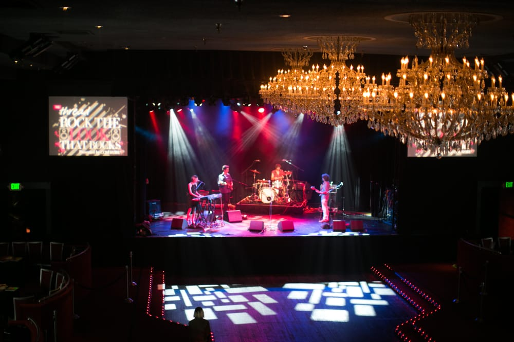 El Rey Theatre Photos Reviews Music Venues - The wiltern seating chart