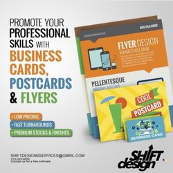 Shift designs services get quote printing services brandon fl photo of shift designs services brandon fl united states flyers post reheart Image collections
