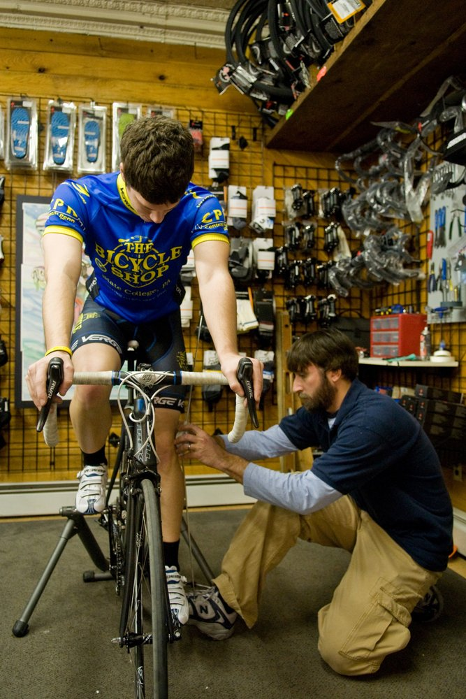 The Bicycle Shop: 441 W College Ave, State College, PA