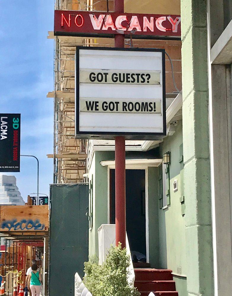 Wilshire Motel: 12023 Wilshire Blvd, West Los Angeles, CA