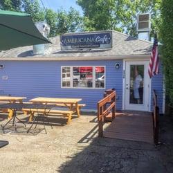 Americana Cafe Wareham Ma