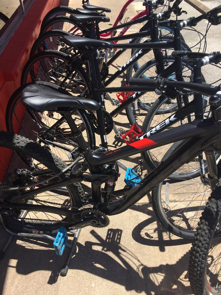 Phat Tire Bike Shop: 318 S 1st St, Rogers, AR