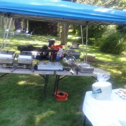 Photo Of Randyu0027s Backyard BBQ Catering   Romulus, MI, United States.  Wedding Reception