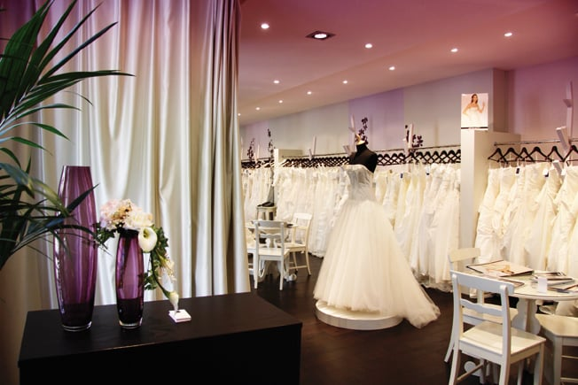 Showroom Couture Nuptiale Paris Robes De Mariée Yelp
