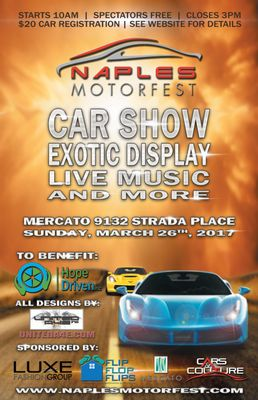 United AE Get Quote Advertising Downtown Tampa New Port - Mercato car show