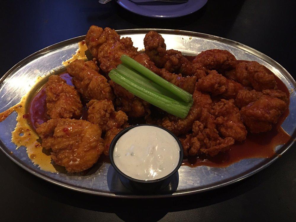 Food from Hangar Pub & Grill
