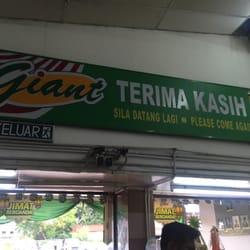 79e10ebacc4 Giant Hypermarket - City Mall, Kota Kinabalu, Sabah - Phone Number ...
