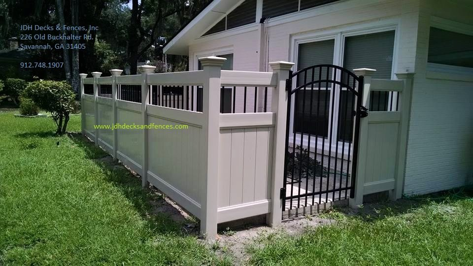 Affordable Fence Installation Companies Near Hardeeville
