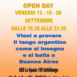 Fatti di Tango - Dance Schools - Via Castellana 20A, Venezia, Italy