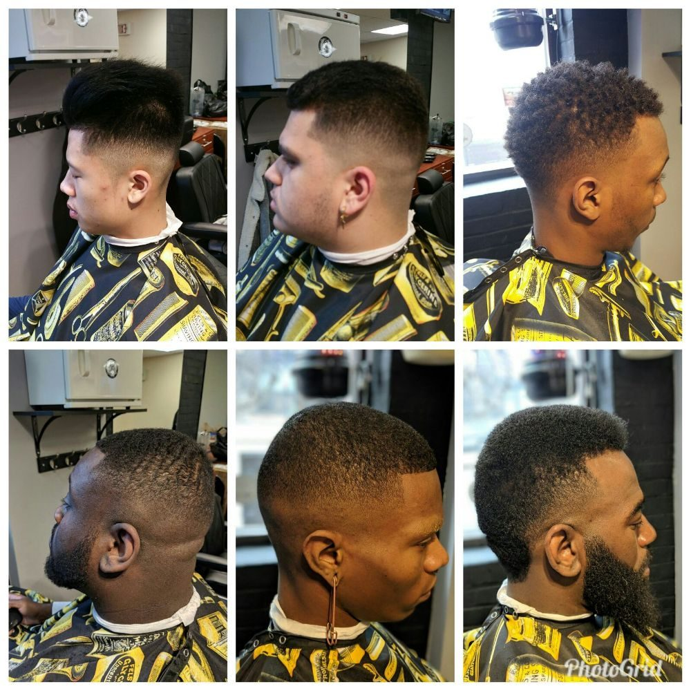 Society Barbershop: 770 Tremont St, Boston, MA