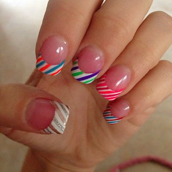 Best nails 12 photos 11 reviews nail salons 722 amboy ave photo of best nails woodbridge nj united states pink white solutioingenieria Choice Image