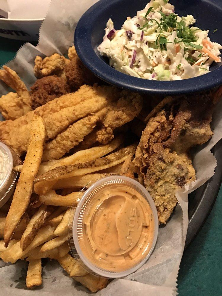 AJ's Famous Seafood and PoBoys