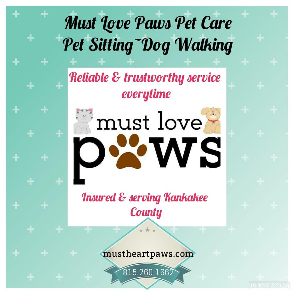 Must Love Paws: 690 School Dr, Bourbonnais, IL