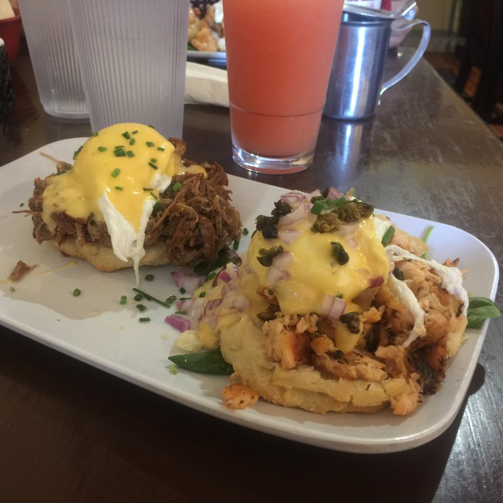 Ruby Slipper Cafe Mid City New Orleans La